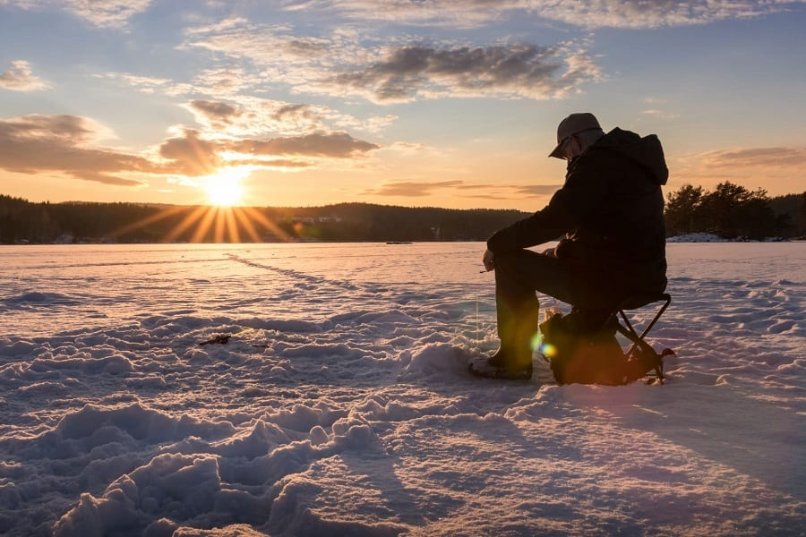 10 Best Locations For Ice Fishing